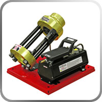 Pneumatic - Mobile Hose Crimper – D100P