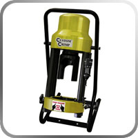 Pneumatic or Hand Pump - Mobile Hose Crimper D160S